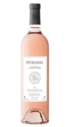 Peyrassol (1.5 L) 2017 'Commanderie de Peyrassol' Cotes de Provence Rose AOC