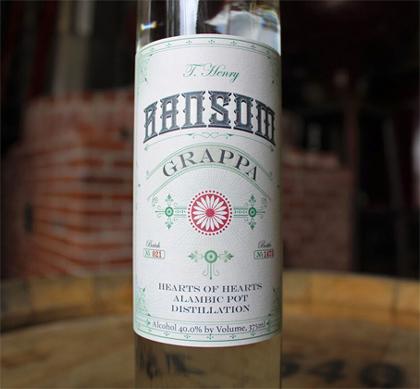 Ransom Wines & Spirits (375 ml) Grappa (80 proof)