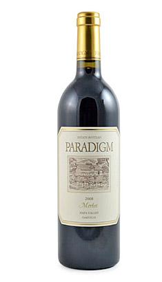 Paradigm Winery 2014 Merlot, Oakville