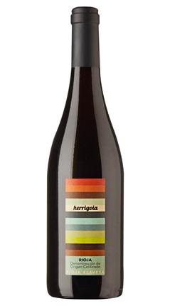Companon Arrieta 2020 'Herrigoia' Rioja Tinto DOCa