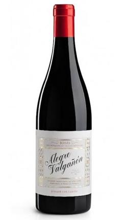 Alegre Valganon 2018 Rioja Tinto DOCa