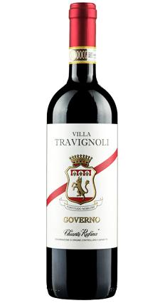 Villa Travignoli 2016 'Governo' Chianti Rufina DOCG