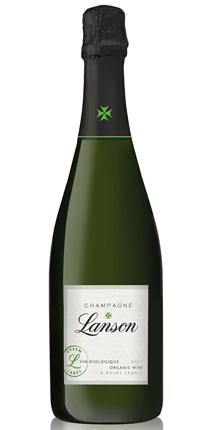 Champagne Lanson NV 'Green Label' Brut, Champagne AOC