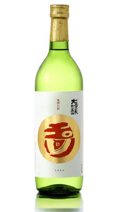 Tamagawa (720 ml) 'Heart of Gold' (Kinsho) Daiginjo, Kyoto Prefecture