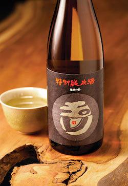 Tamagawa (720 ml) 'Heart of Oak' Tokubetsu Junmai, Kyoto Prefecture