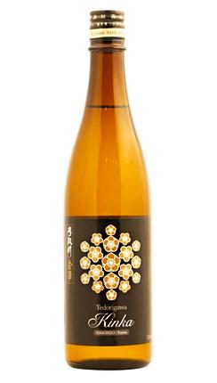 Tedorigawa (720 ml) 'Gold Blossom' (Kinka) Daiginjo Nama, Ishikawa Prefecture