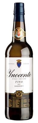 Bodegas Valdespino (375 ml) 'Inocente' Fino Sherry, Jerez DO