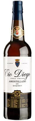 Bodegas Valdespino 'Tio Diego' Amontillado Sherry, Jerez DO