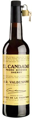 Bodegas Valdespino 'El Candado' Pedro Ximenez Sherry, Jerez DO