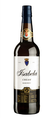 Bodegas Valdespino 'Isabela' Cream Oloroso Sherry, Jerez DO