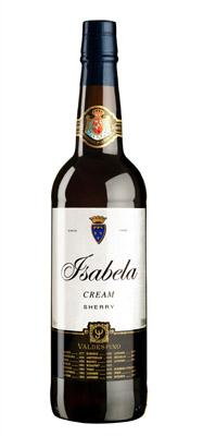 Bodegas Valdespino 'Isabela' Cream Oloroso Sherry, Jerez DO