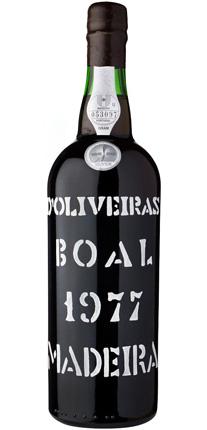 D'Oliveira 1977 Bual, Madeira DOC