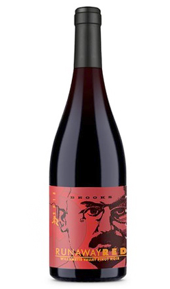 Brooks 2017 'Runaway Red' Pinot Noir, Willamette Valley