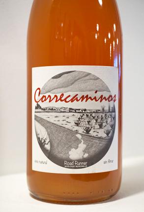 MicroBio Wines 2018 'Correcaminos' Rosado, Spain (Rueda)