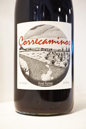 MicroBio Wines 2016 'Correcaminos' Tinto, Spain (Rueda)