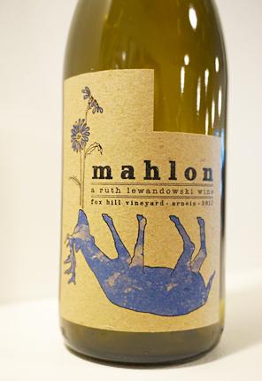 Ruth Lewandowski Wines 2018 'Mahlon Cuvee Zero' Arneis, Fox Hill Vineyard