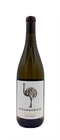 Strangeways 2018 Chardonnay, California