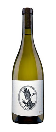The Wonderland Project 2015 'The White Queen' Chardonnay, Sonoma County