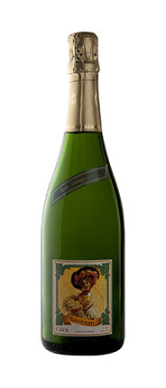 Caves Naveran 2017 Brut Vintage, Cava DO