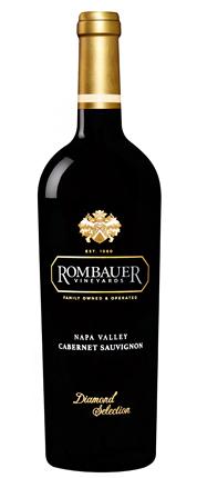 Rombauer Vineyards 2015 'Diamond Selection' Cabernet Sauvignon, Napa Valley