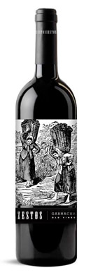 Zestos 2018 Old Vine Garnacha, Vinos de Madrid DO