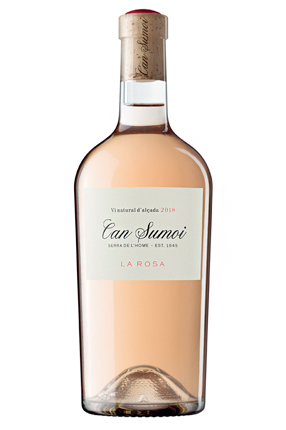 Can Sumoi 2018 'La Rosa' Rosado, Penedes DO