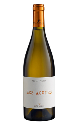Fabien Jouves 2019 'Les Agudes' Blanc, Vin de France (Cahors)