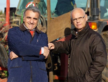 Giusto Occhipinti & Giambattista (Titta) Cilia, Owners