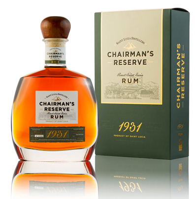 Chairman's Reserve 1931 Limited Edition Rum (92 proof)