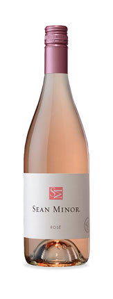 Sean Minor Wines 2018 'Four Bears' Rose, California