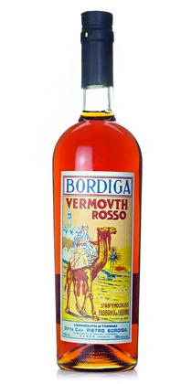 Bordiga Vermouth Rosso di Torino, Italy (37 proof)