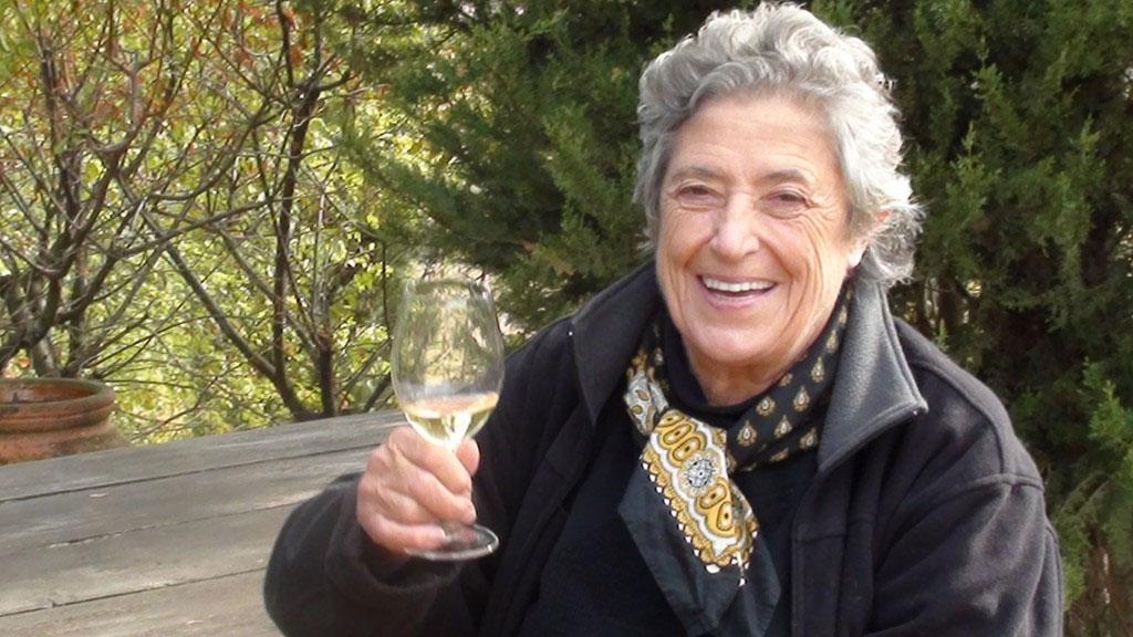 Elisabetta Fagiuoli (Photo from Bourgogne Wineblog)
