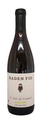 Haden Fig 2014 Pinot Noir, Le Puits Sec Vineyard, Eola-Amity Hills