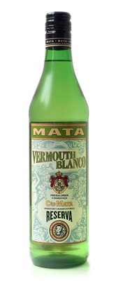 Mata Vermouth Blanco, Spain (30 proof)