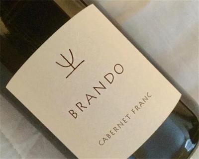 Terre Gaie 2018 'Brando' Cabernet Franc, delle Venezie IGT