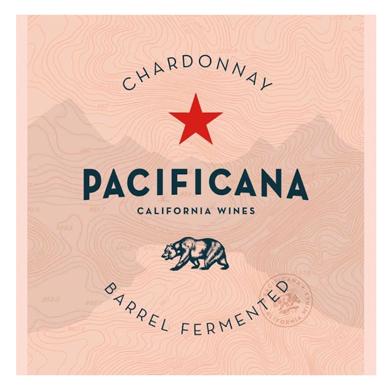 Pacificana (20 L) 2018 Chardonnay, California (Keg)
