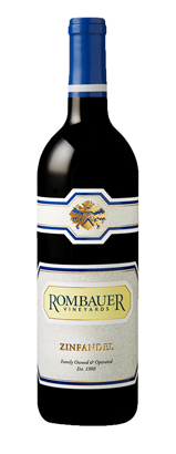 Rombauer Vineyards 2017 Zinfandel, California