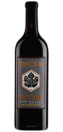 Once & Future 2017 Mataro, Oakley Road, Contra Costa County