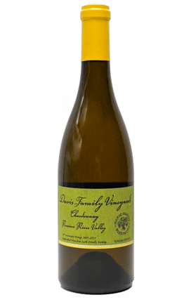 Davis Family Vineyards 2018 Estate Chardonnay, Soul Patch Vineyard, Russian River Valley