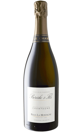Champagne Bereche et Fils 2017 Rilly-la-Montagne Champagne 1er Cru AOC