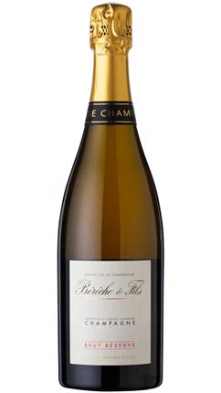 Champagne Bereche et Fils (3 L) NV (2017) Brut Reserve Champagne AOC