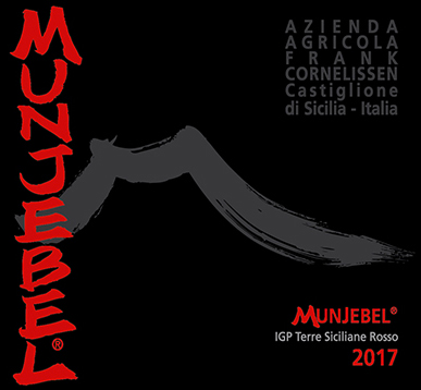 Frank Cornelissen 2017 MunJebel, Terre Siciliane IGT