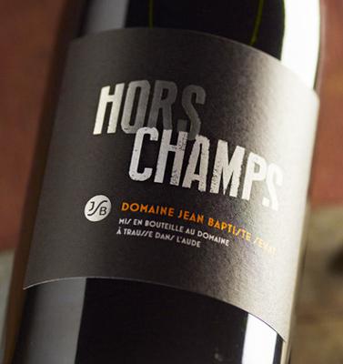 Domaine Jean-Baptiste Senat 2017 'Hors Champs' Rouge, Vin de France (Minervois)