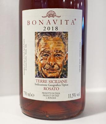 Bonavita 2018 Rosato, Terre Siciliane IGP
