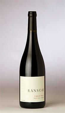 Ransom Wines & Spirits 2014 Cabernet Franc, Rogue Valley