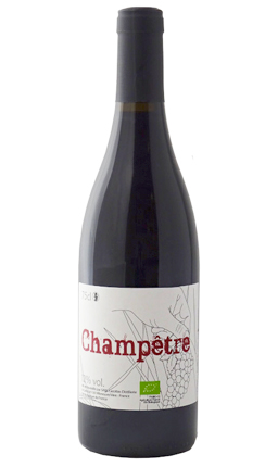 Laurent Cazottes 2017 'Champetre' Rouge, Vin de France (Gaillac)