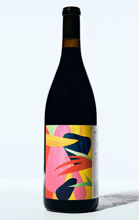 Martha Stoumen Wines 2018 Petite Sirah, Benson Ranch, Mendocino County