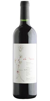 Podere Le Boncie 2016 'Le Trame' Toscana IGT
