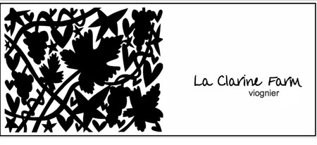 La Clarine Farm 2018 Viognier, Sierra Foothills