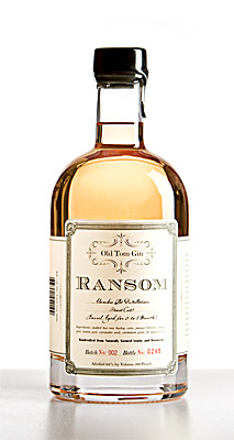 Ransom Wines & Spirits Old Tom Gin (88 proof)